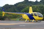Chofu Spotter Ariaさんが、静岡ヘリポートで撮影した日本個人所有 R44 Raven IIの航空フォト(飛行機 写真・画像)