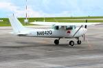Dojalanaさんが、アントニオ・B・ウォン・パット国際空港で撮影したマイクロネシアンエアー 152の航空フォト(飛行機 写真・画像)