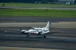 T.Sazenさんが、名古屋飛行場で撮影した中日本航空 B200 Super King Airの航空フォト(飛行機 写真・画像)