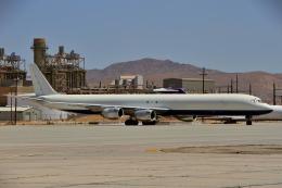 AkilaYさんが、サザンカリフォルニアロジステクス空港で撮影したアスタ・エア・カーゴ DC-8-73(F)の航空フォト(写真)