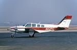 Gambardierさんが、ジェネラル・ミッチェル国際空港で撮影した米国個人所有 58 Baronの航空フォト(写真)
