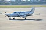 Dojalanaさんが、函館空港で撮影したノエビア B300の航空フォト(写真)