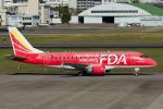 Scotchさんが、名古屋飛行場で撮影したフジドリームエアラインズ ERJ-170-100 (ERJ-170STD)の航空フォト(写真)