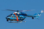 Scotchさんが、名古屋飛行場で撮影した愛知県警察 BK117B-2の航空フォト(写真)