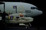 rjnsphotoclub-No.07さんが、浜松基地で撮影した航空自衛隊 E-2C Hawkeyeの航空フォト(飛行機 写真・画像)