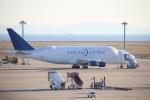 たにへいさんが、中部国際空港で撮影したボーイング 747-409(LCF) Dreamlifterの航空フォト(飛行機 写真・画像)