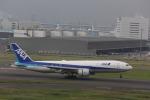 meijeanさんが、羽田空港で撮影した全日空 777-281の航空フォト(写真)