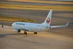 たにへいさんが、中部国際空港で撮影したJALエクスプレス 737-846の航空フォト(写真)