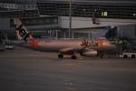 たにへいさんが、中部国際空港で撮影したジェットスター・ジャパン A320-232の航空フォト(写真)