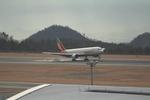ふじいあきらさんが、広島空港で撮影したアシアナ航空 767-38Eの航空フォト(写真)
