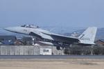Scotchさんが、名古屋飛行場で撮影した航空自衛隊 F-15DJ Eagleの航空フォト(写真)