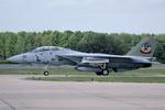 Scotchさんが、オシアナ海軍航空基地アポロソーセックフィールドで撮影したアメリカ海軍 F-14A Tomcatの航空フォト(写真)
