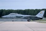 Scotchさんが、オシアナ海軍航空基地アポロソーセックフィールドで撮影したアメリカ海軍 F-14A Tomcatの航空フォト(飛行機 写真・画像)