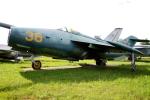 Koenig117さんが、Moninoで撮影したロシア空軍 Yak-36の航空フォト(写真)