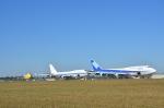 テューペロ・リージョナル空港 - Tupelo Regional Airport [TUP/KTUP]で撮影された全日空 - All Nippon Airways [NH/ANA]の航空機写真