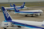 aircanadafunさんが、羽田空港で撮影した全日空 767-381の航空フォト(写真)