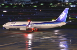 WING_ACEさんが、伊丹空港で撮影した全日空 737-881の航空フォト(写真)