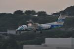 snow_shinさんが、福岡空港で撮影した天草エアライン DHC-8-103Q Dash 8の航空フォト(飛行機 写真・画像)