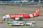 パンダさんが、成田国際空港で撮影したエアアジア・ジャパン(〜2013) A320-216の航空フォト(飛行機 写真・画像)