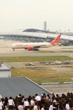 凜結さんが、関西国際空港で撮影したエア・インディア 777-237/LRの航空フォト(写真)