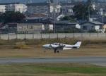 だだちゃ豆さんが、山形空港で撮影した航空大学校 Baron G58の航空フォト(飛行機 写真・画像)