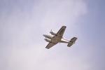 yasu.aさんが、山形空港で撮影した航空大学校 Baron G58の航空フォト(写真)