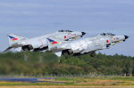 Atsugi R4さんが、茨城空港で撮影した航空自衛隊 F-4EJ Kai Phantom IIの航空フォト(写真)