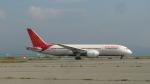 凜結さんが、関西国際空港で撮影したエア・インディア 787-8 Dreamlinerの航空フォト(写真)