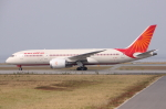 WING_ACEさんが、関西国際空港で撮影したエア・インディア 787-8 Dreamlinerの航空フォト(飛行機 写真・画像)