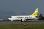 xxxxxzさんが、静岡空港で撮影したAIR DO 737-54Kの航空フォト(飛行機 写真・画像)