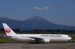 xxxxxzさんが、鹿児島空港で撮影した日本航空 767-346/ERの航空フォト(飛行機 写真・画像)