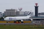 xxxxxzさんが、成田国際空港で撮影したフィンエアー A340-313Xの航空フォト(飛行機 写真・画像)