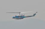 パンダさんが、福岡空港で撮影した海上保安庁 212の航空フォト(写真)
