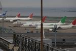 ふじいあきらさんが、羽田空港で撮影したウェルズ・ファーゴ・バンク・ノースウェスト A300B4-622Rの航空フォト(写真)