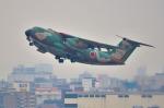 パンダさんが、福岡空港で撮影した航空自衛隊 C-1の航空フォト(写真)