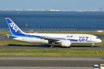 Peter Hoさんが、羽田空港で撮影した全日空 787-8 Dreamlinerの航空フォト(写真)