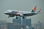 パンダさんが、福岡空港で撮影したジェットスター・ジャパン A320-232の航空フォト(写真)