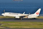 Peter Hoさんが、羽田空港で撮影したJALエクスプレス 737-846の航空フォト(写真)