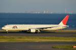 Peter Hoさんが、羽田空港で撮影した日本航空 777-346の航空フォト(写真)