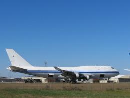 Darrenさんが、テューペロ・リージョナル空港で撮影したボーイング エアクラフト ホールディング カンパニー 747-412(BCF)の航空フォト(飛行機 写真・画像)