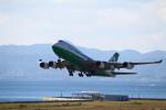 T.Sazenさんが、関西国際空港で撮影したエバー航空 747-45E(BDSF)の航空フォト(写真)