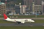 パンダさんが、福岡空港で撮影したジェイエア ERJ-170-100 (ERJ-170STD)の航空フォト(飛行機 写真・画像)
