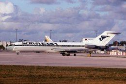 biscayneさんが、マイアミ国際空港で撮影したサルビベンサ 727-281の航空フォト(飛行機 写真・画像)