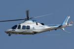 Scotchさんが、名古屋飛行場で撮影した日本デジタル研究所(JDL) AW109SPの航空フォト(写真)