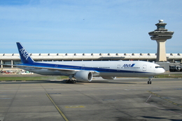 hononostrategistさんが、ワシントン・ダレス国際空港で撮影した全日空 777-381/ERの航空フォト(飛行機 写真・画像)