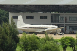Hikobouzさんが、ドンムアン空港で撮影したタイ王国空軍 BAe-748の航空フォト(飛行機 写真・画像)
