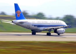 広島空港 - Hiroshima Airport [HIJ/RJOA]で撮影された中国南方航空 - China Southern Airlines [CZ/CSN]の航空機写真