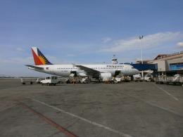 michi2さんが、マクタン・セブ国際空港で撮影したフィリピン航空 A320-214の航空フォト(飛行機 写真・画像)