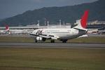 T.Sazenさんが、伊丹空港で撮影した日本トランスオーシャン航空 737-4Q3の航空フォト(写真)