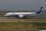 T.Sazenさんが、関西国際空港で撮影したボーイング 787-8 Dreamlinerの航空フォト(飛行機 写真・画像)